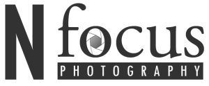 Nfocus Photography Logo Design